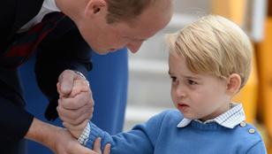 György herceg egy terrorista célpontjává vált