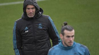 Egy sztárnak eszébe nem jutott elköszönni Zidane-tól
