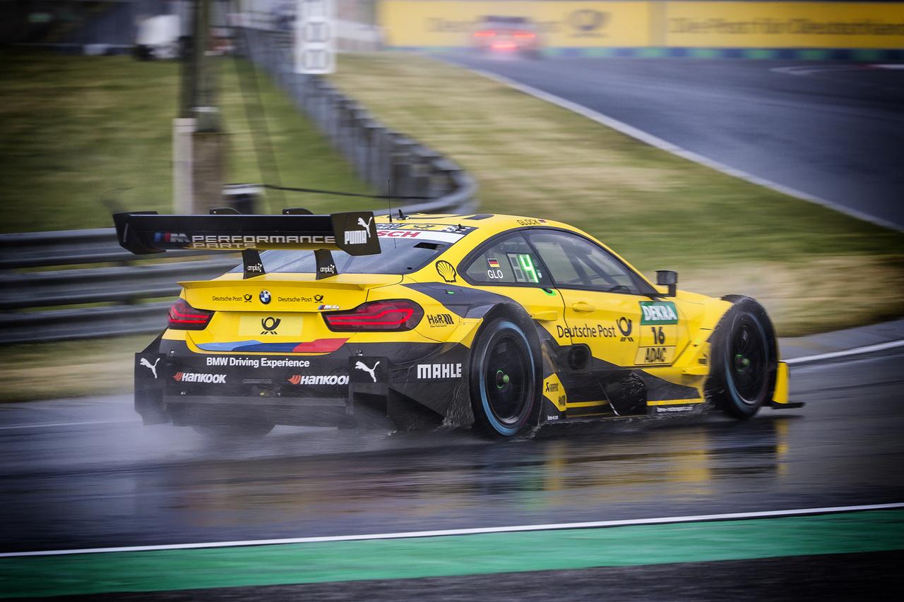 A másik volt F1-es, a száguldó postás Timo Glock viszont nem nagyon örülhetett a versenyen elért 14. helyezésének, ezzel hátrányba hozta magát a pontversenyben, Gary Paffett át is vette tőle a vezetést összetettben. Holnap visszavágó következik