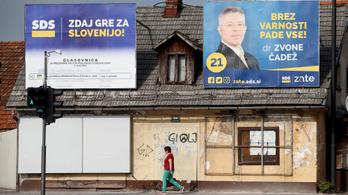 Elkezdődött az előrehozott választás Szlovéniában
