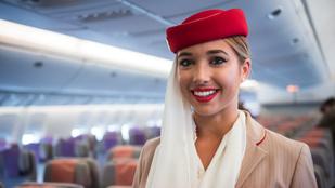 Így sminkelnek az Emirates légiutas-kísérői. Kipróbáltuk!