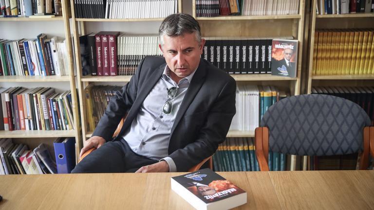 Magasrangú volt HM-es vizionált etnikai háborút Erdélybe