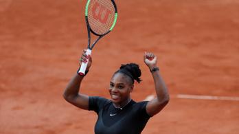 Serena Williamstől megkérdezték, ő lenne-e a valaha volt legjobb női sportoló