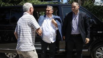 Orbán Viktor Kötcsén: Nekünk van hazánk, azt nem adjuk senkinek