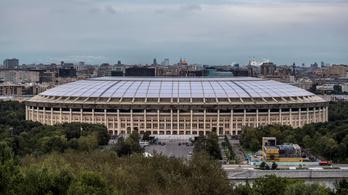Vb-stadionok: Luzsnyiki Stadion, Moszkva