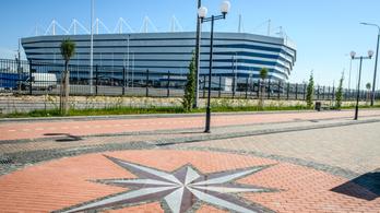 Vb-stadionok: Kalinyingrád Stadion, Kalinyingrád