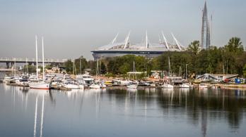 Vb-stadionok: Szentpétervári Stadion, Szentpétervár