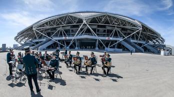 Vb-stadionok: Szamara Aréna, Szamara