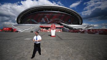 Vb-stadionok: Kazany Aréna, Kazany