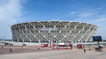 Vb-stadionok, Volgográd Aréna, Volgográd