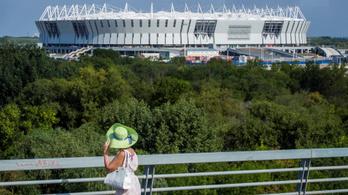 Vb-stadionok: Rosztov Aréna, Rosztov-na-Donu