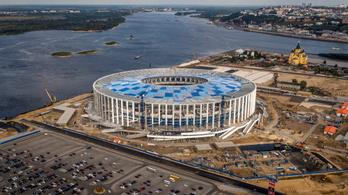 Vb-stadionok: Nyizsnyij Novgorod Stadion, Nyizsnyij Novgorod