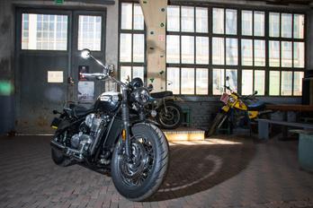 Bonneville Speedmaster Triumph