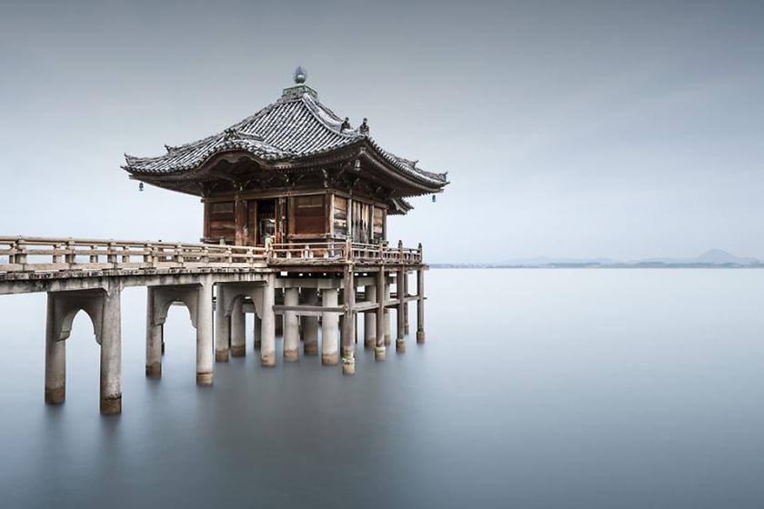 10 lenyűgözően szép kép, ami Japán kevésbé ismert arcát mutatja: spirituális, mégis modern