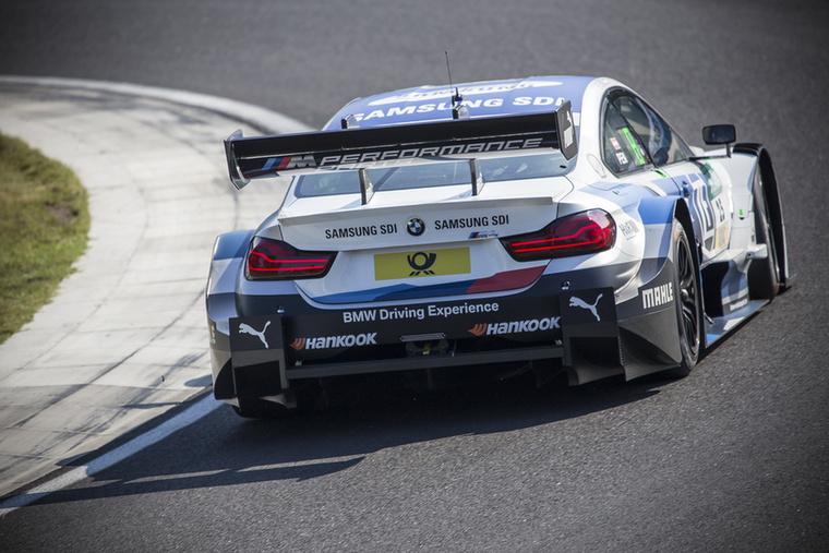 Az újonc Philipp Enggel simán meg lehetett volna fogatni a pályán, a száguldó autók között kitartóan lamúrozó két hülye galambot, miután harmadik lett, már a szezon 6