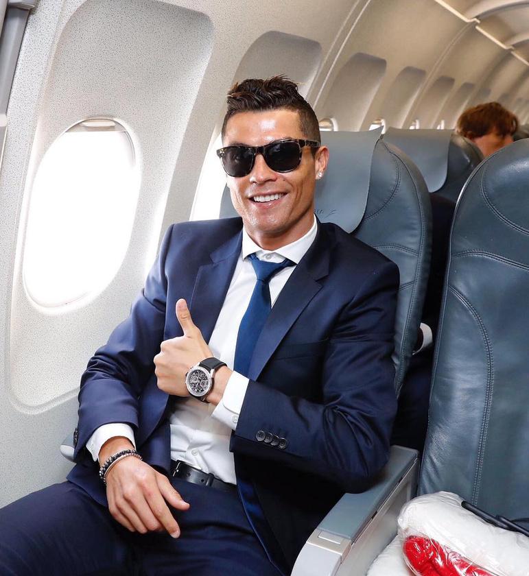 Negyedik tény:Ronaldo nem iszik alkoholt