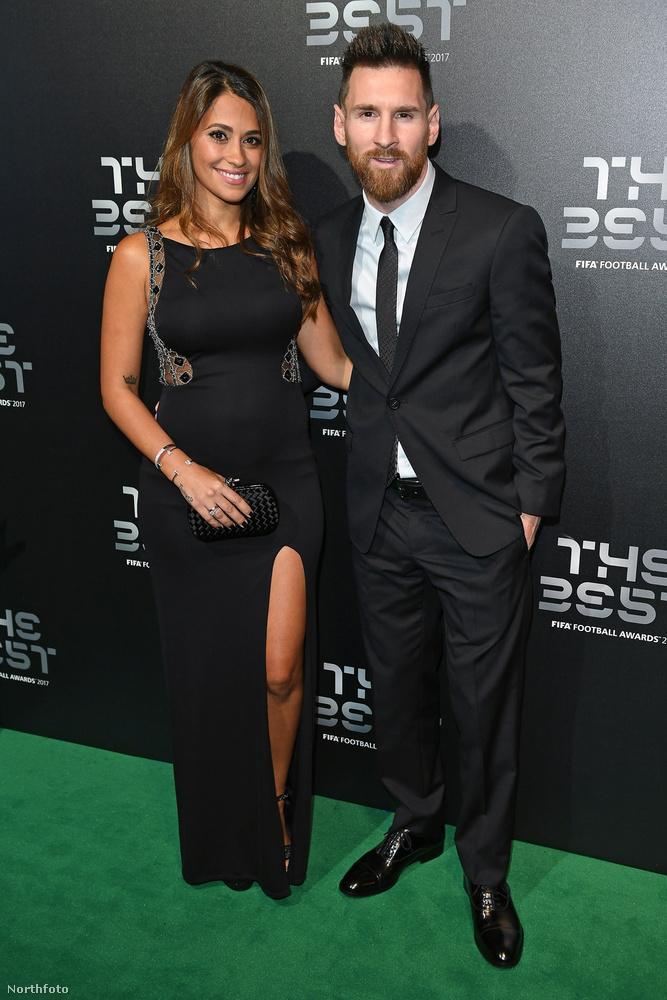 Hatodik tény:Messi már öt évesen megismerte későbbi feleségét