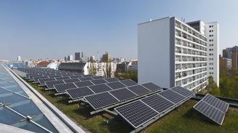 Lakossági napelem-telepítésbe kezd az állami közműcég