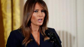 Trump felesége kihagyja a csúcstalálkozót Észak-Koreával