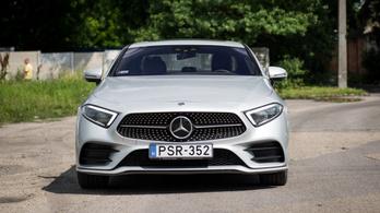 Mercedes-Benz CLS – 2018.