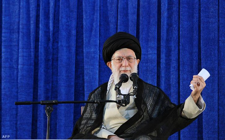 Ali Hamenei ajatolláh