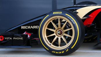 Az új F1-kocsikkal jöhetnek a szexibb kerekek is