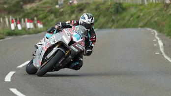 Újabb haláleset és újabb rekordok a TT-n
