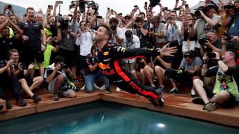 Sokba kerül Ricciardónak a monacói siker