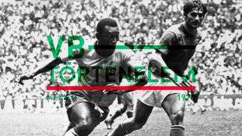 Az évszázad meccse az elődöntőben - Mexikó, 1970