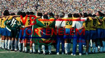 Az utolsó vb-döntő, aminek magyar szereplője volt - USA, 1994
