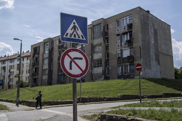 A költözéssel kapcsolatos bizonytalanság viseli meg a legjobban az itt lakókat.