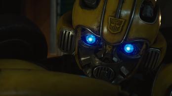 Itt az új Transformers előzetese