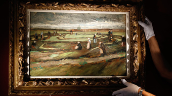 Több mint kétmilliárdért vittek el egy Van Gogh-festményt