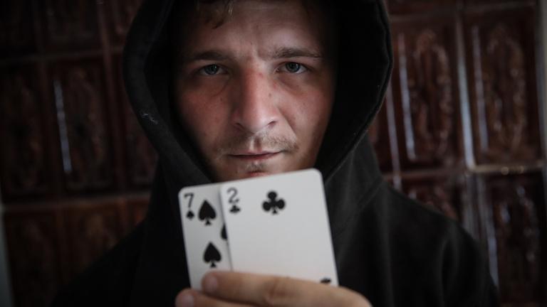 Csak odavertem a világ legjobb pókereseinek