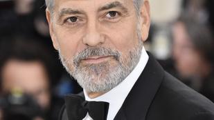 George Clooney nem hiszi el, hogy mennyit kakilnak a gyerekei