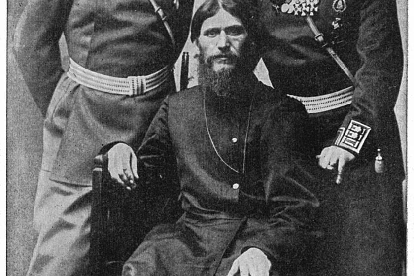 A kétes életű szerzetes: Raszputyin, a cári család manipulátora