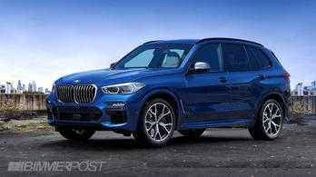 Ez volna az új BMW X5?