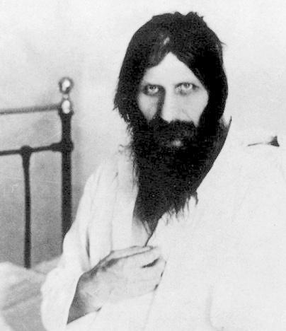 Rasputin near 1914