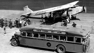 Mennyit csökkentek a repülőjegyek árai 1955 óta?