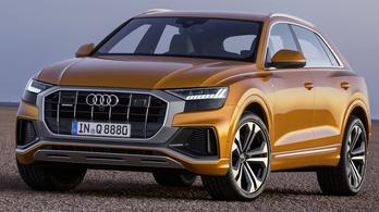Az új Q8: így lazul az Audi