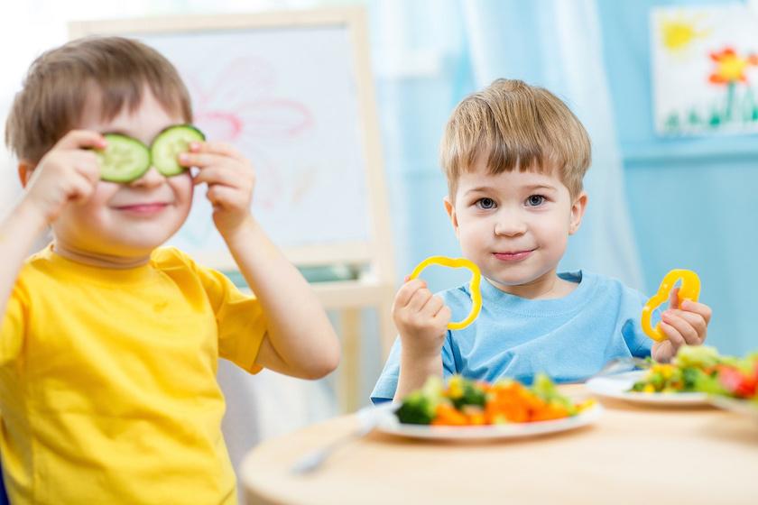 Nem kell erőltetni a spenótot: ezeket szívesen fogyasztja bármelyik gyermek