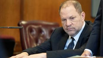 Nem vallotta magát bűnösnek Harvey Weinstein