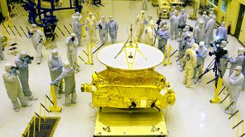 A NASA egy PlayStationt küldött a Plútóra
