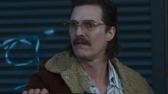 Senki sem akar olyan apát, mint Matthew McConaughey