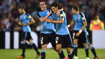 71 gól, amely messzire repítheti Uruguayt