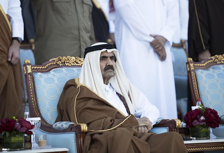 Hamad bin Khalifa ász-Száni emír