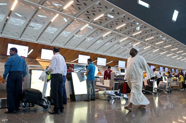 A dohai repülőtér