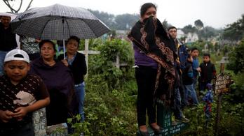 Sokkal több halottja lehet a guatemalai vulkánnak