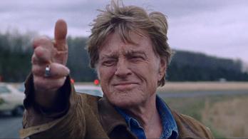 Robert Redford elbűvölő bankrablóként búcsúzik a színészi pályától