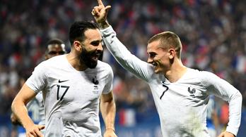 A franciák gyenge pontja a kispad: ha túlélik a kapitány húzásait, nyerhetnek